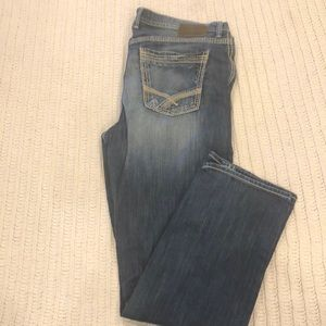 BKE Tyler straight jeans size 38 34 inseam